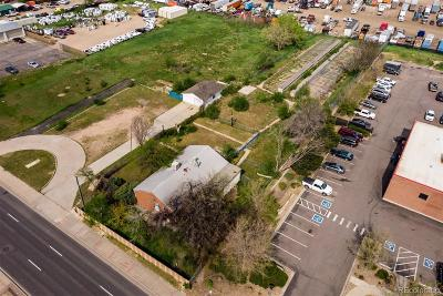 Aurora Residential Lots & Land Active: 2250 Chambers Road