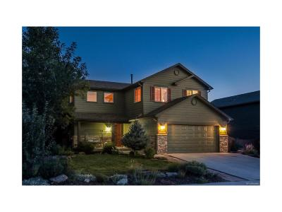 Castle Rock CO Single Family Home Active: $429,000
