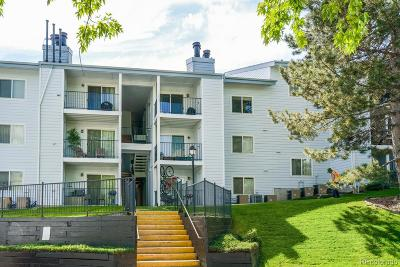 Lakewood Condo/Townhouse Under Contract: 13085 West Cedar Drive #311