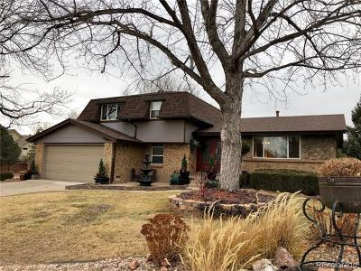 Centennial Single Family Home Active: 5906 South Birch Way