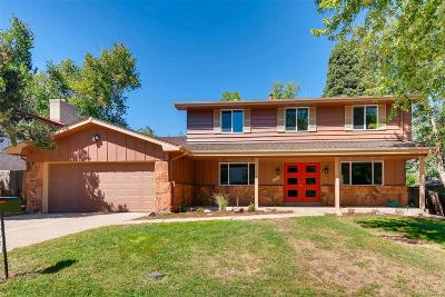 Denver Single Family Home Active: 7771 East Oxford Avenue