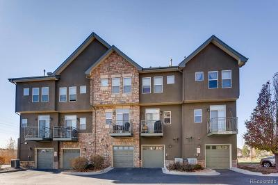 Aurora Condo/Townhouse Active: 18717 East Yale Circle #E