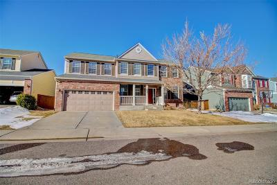 Highlands Ranch Single Family Home Under Contract: 9761 Newcastle Drive