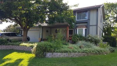 Centennial Single Family Home Active: 7969 South Jasmine Circle