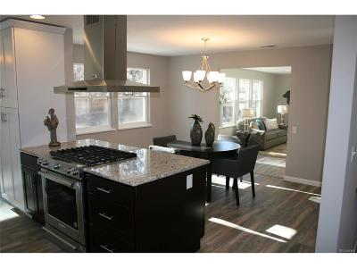 Denver Single Family Home Under Contract: 9750 East Ohio Avenue