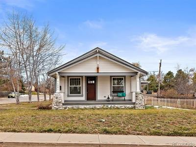 Louisville Single Family Home Active: 1201 Lincoln Avenue