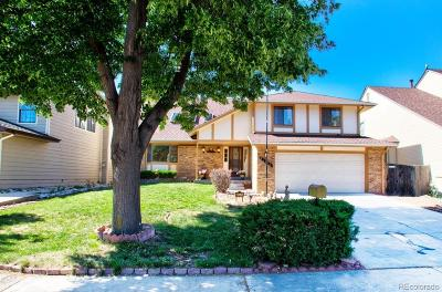 Aurora CO Single Family Home Under Contract: $399,900