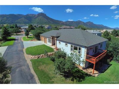 Colorado Springs Single Family Home Active: 2720 Roundstone Court