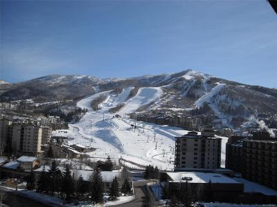 Steamboat Springs Condo/Townhouse Active: 2300 Mt Werner Circle 314 Cal2 #Unit 311