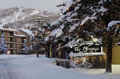 Condo/Townhouse Active: 2345 Apres Ski Way #117G