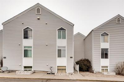 Denver Condo/Townhouse Active: 3432 South Locust Street #c