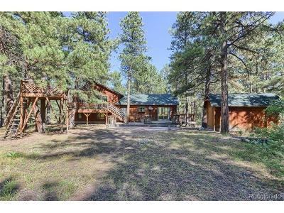 Larkspur Single Family Home Under Contract: 7386 Poncho Circle