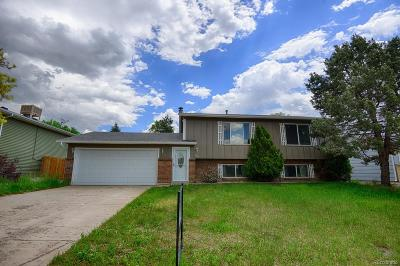 Arapahoe County Single Family Home Active: 1638 South Norfolk Street