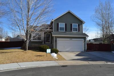 Broomfield Single Family Home Under Contract: 12282 Winona Drive