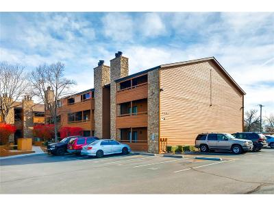 Englewood Condo/Townhouse Under Contract: 4691 South Decatur Street #212