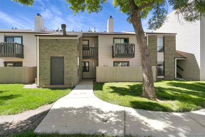 Denver Condo/Townhouse Under Contract: 3550 South Harlan Street #235