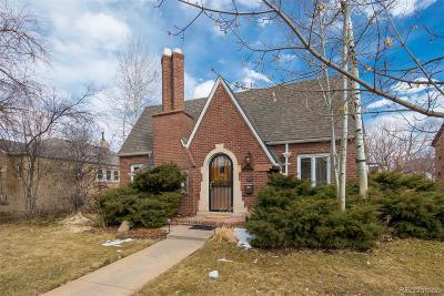 Single Family Home Under Contract: 1784 Jasmine Street
