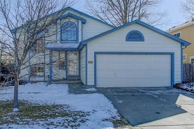 Castle Rock Single Family Home Active: 5322 East Sandpiper Avenue