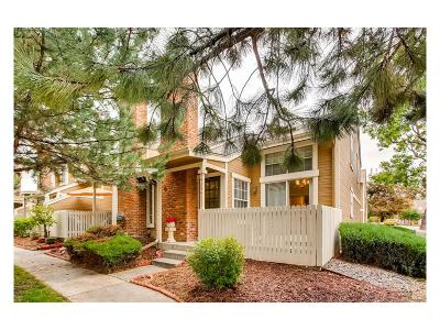 Condo/Townhouse Sold: 4354 South Blackhawk Way