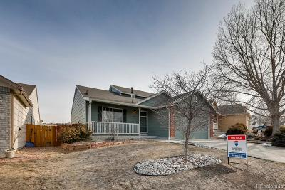 Castle Rock Single Family Home Active: 3653 Rawhide Circle