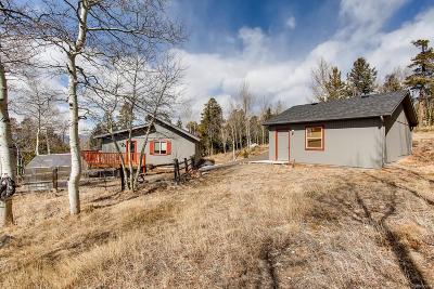 Conifer Single Family Home Under Contract: 11574 Green Court