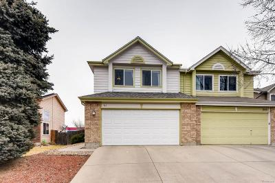 Northglenn Condo/Townhouse Under Contract: 363 West 114th Way