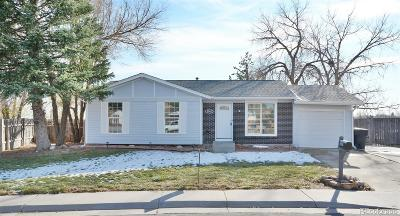 Thornton Single Family Home Active: 2742 East 98th Place