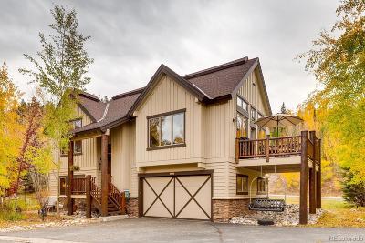 Summit County Single Family Home Active: 433 Kestrel Lane