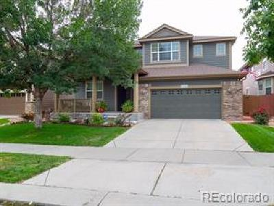 Commerce City Single Family Home Active: 11802 Lewiston Street