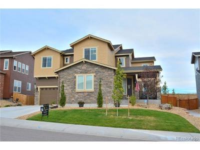 Castle Rock Single Family Home Active: 3769 Spanish Oaks Trail