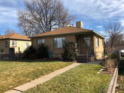 Englewood Single Family Home Under Contract: 3350 South Emerson Street