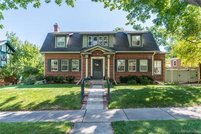 Boulder Single Family Home Under Contract: 1064 10th Street