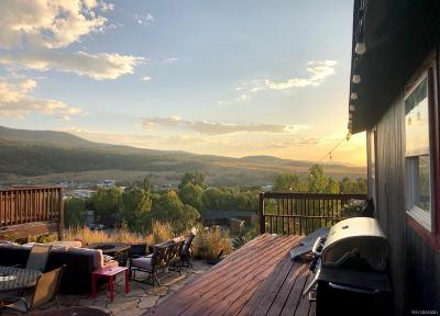 Steamboat Springs CO Single Family Home Active: $198,000