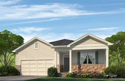 Lochbuie Single Family Home Active: 1182 Brio Street