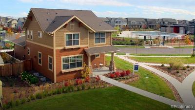 Denver Single Family Home Active: 5091 North Xenia Street