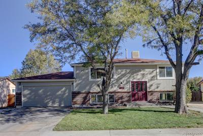 Adams County Single Family Home Active: 11354 Sherman Drive