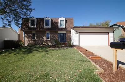 Centennial Single Family Home Active: 17991 East Belleview Place
