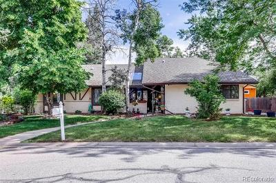 Aurora CO Single Family Home Active: $597,750