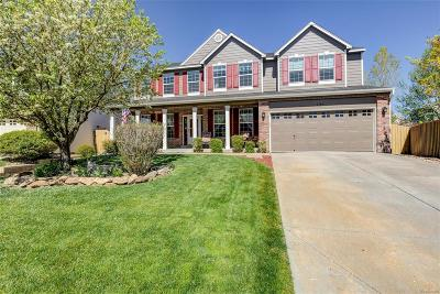 Superior Single Family Home Under Contract: 2749 North Torreys Peak Drive