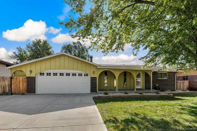 Arvada Single Family Home Active: 7016 Jay Street