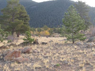 Hartsel Residential Lots & Land Under Contract: 7223 Boulder Road