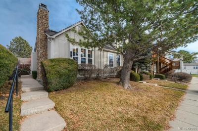 Littleton Condo/Townhouse Active: 9661 West Chatfield Avenue #A