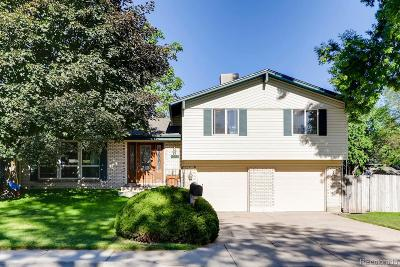 Lakewood Single Family Home Active: 1525 South Hoyt Street