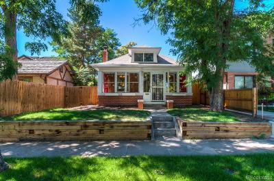 Single Family Home Under Contract: 517 Josephine Street