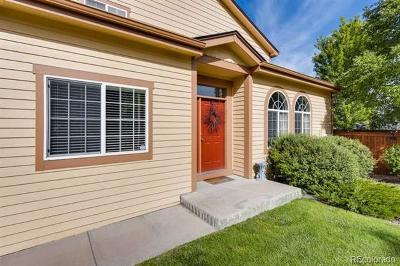 Castle Rock Condo/Townhouse Under Contract: 1331 Willow Oak Road