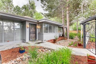 Denver Single Family Home Active: 6635 East Richthofen Parkway