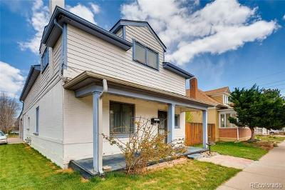 Englewood Single Family Home Active: 147 West Dartmouth Avenue