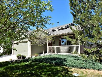 Parker Single Family Home Under Contract: 12645 Prince Creek Drive