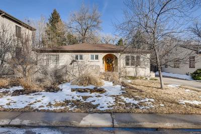 Single Family Home Under Contract: 2400 South Garfield Street