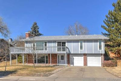 Arvada Single Family Home Active: 11765 West 74th Avenue